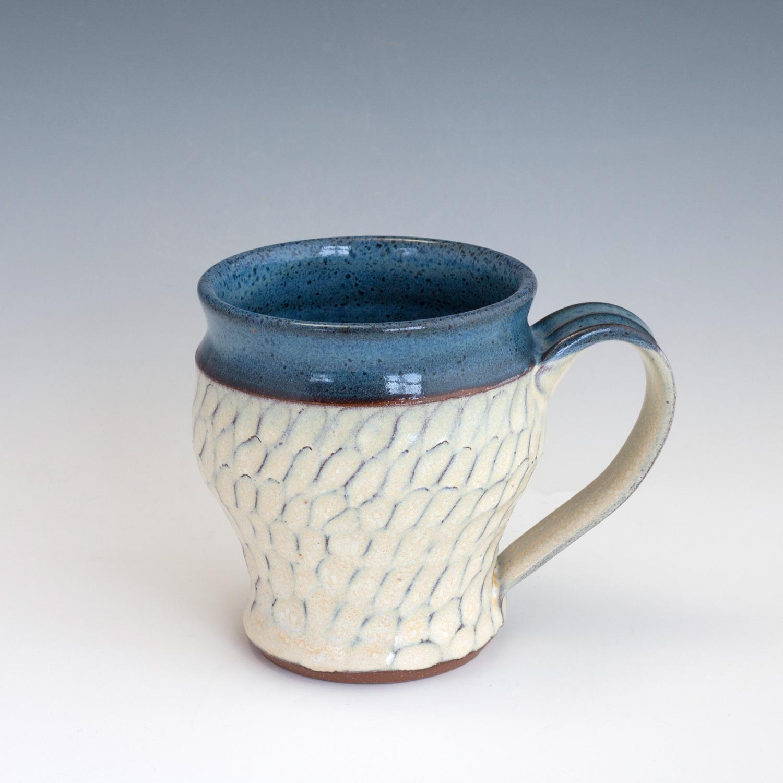 blue-carved-mug