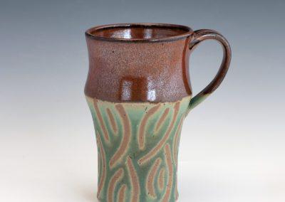 green-leaf-tall-mug